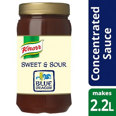 Knorr Blue Dragon Sweet and Sour Concentrated Sauce 1.1L