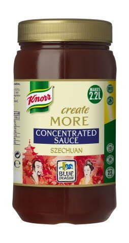 Knorr Blue Dragon Szechuan Concentrated Sauce 1.1L