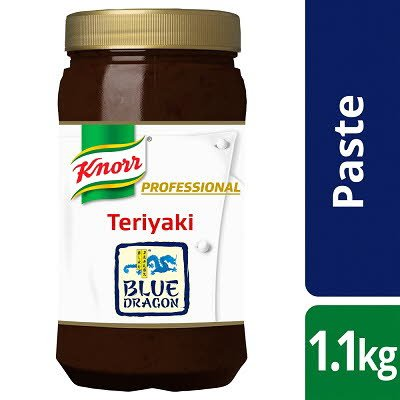 Knorr Blue Dragon Teriyaki Paste 1.3kg -