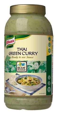 Knorr Blue Dragon Thai Green Curry Sauce 2.2L