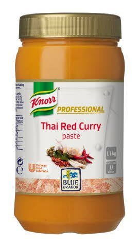 Knorr Blue Dragon Thai Red Curry Paste 1.1kg