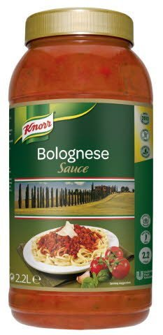 Knorr Bolognese Sauce 2.2L