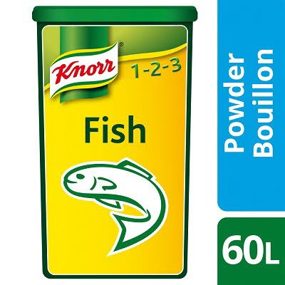 Knorr Fish Powder Bouillon 1.2kg