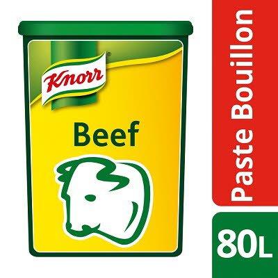 Knorr Gluten Free Beef Paste Bouillon 80L
