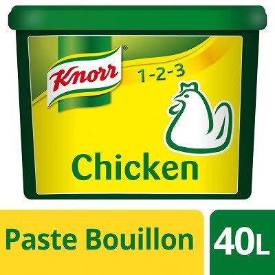 Knorr Gluten Free Chicken Paste Bouillon 40L -