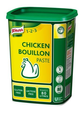 Knorr Gluten Free Chicken Paste Bouillon 80L