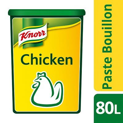 Knorr Gluten Free Chicken Paste Bouillon 80L -