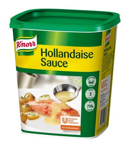 Knorr Hollandaise Sauce Mix 5L
