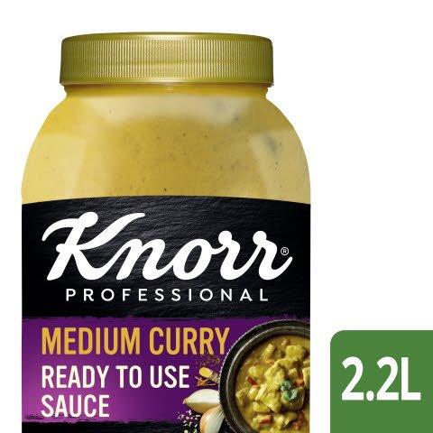 Knorr Medium Curry 2.2L -