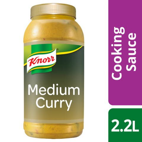 Knorr Medium Curry 2.5L -