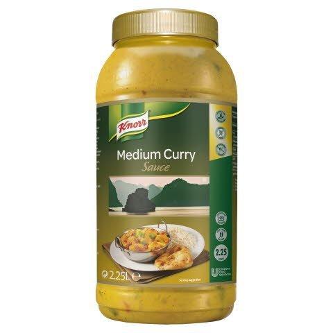 Knorr Medium Curry Sauce 2.2L