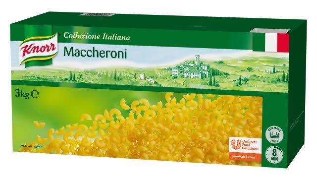 Knorr Pasta Maccaroni 3kg