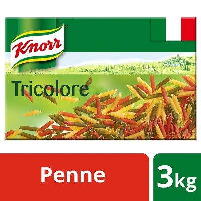 Knorr Pasta Penne Tricolore 3kg -