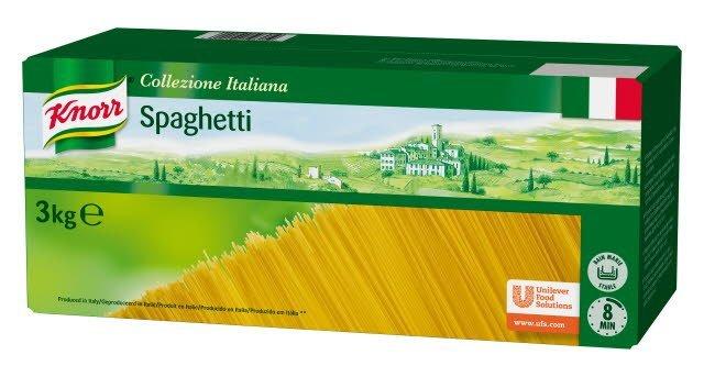Knorr Pasta Spaghetti 3kg