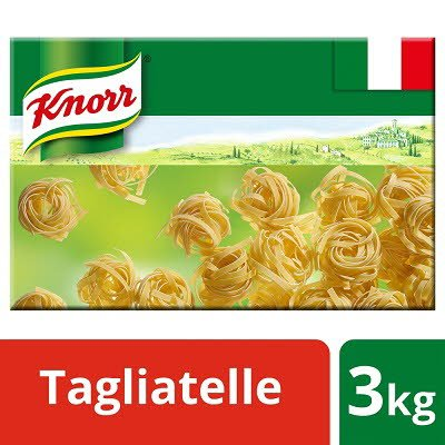 Knorr Pasta Tagliatelle 3kg -