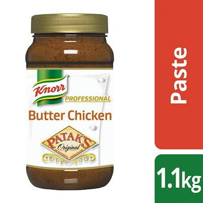 Knorr Patak's Butter Chicken Paste 1.1kg -