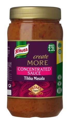 Knorr Pataks Tikka Masala Concentrated Sauce 1.1L