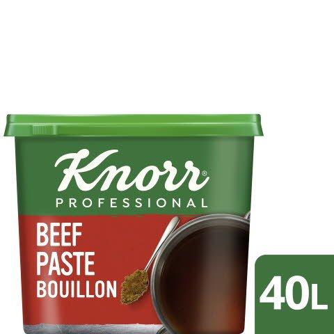 Knorr® Professional Beef Paste Bouillon 40L -