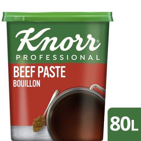 Knorr® Professional Beef Paste Bouillon 80L -