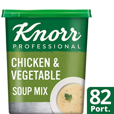 Chicken & Vegetable Soup 14L