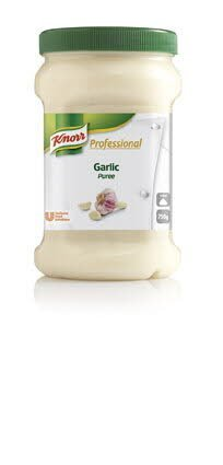 Knorr Professional Garlic Puree 750g
