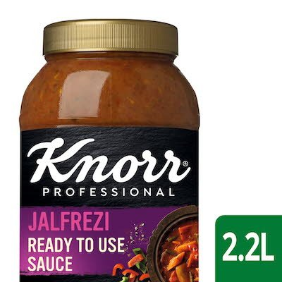 Knorr Professional Patak's Jalfrezi Ready To Use Sauce 2.2L -