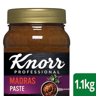 Knorr Professional Patak's Madras Paste 1.1kg -