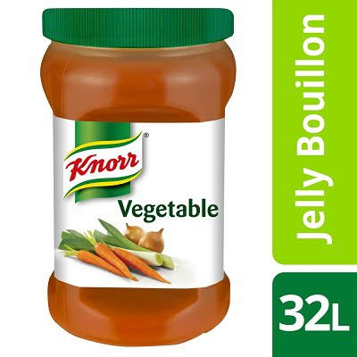 Knorr Professional Vegetable Jelly Bouillon 800g -