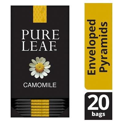 Pure Leaf Camomile 20 Enveloped Tea Bags -