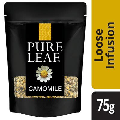 Pure Leaf Camomile Loose Infusion 75g