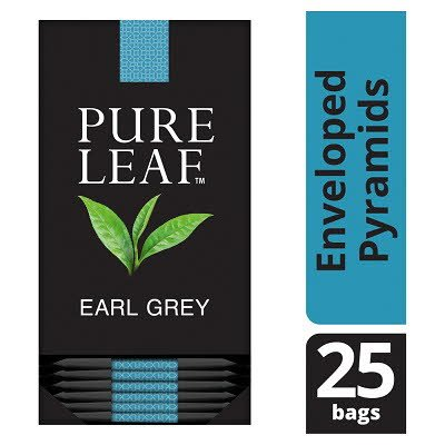 Pure Leaf Earl Grey 25 Enveloped Tea Bags -