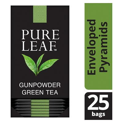 Pure Leaf Gunpowder Green 25 Enveloped Tea bags -
