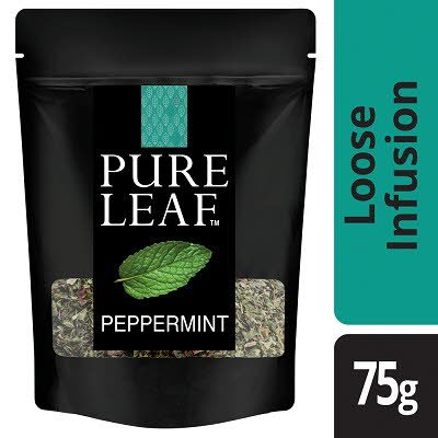 Pure Leaf Peppermint Loose Infusion 75g -