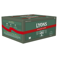 Lyons Original 600 1 Cup Catering Tea Bags