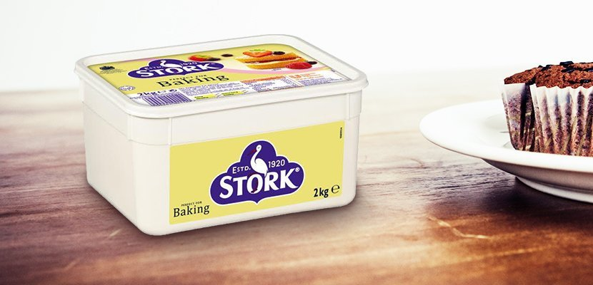 Stork 2kg - 70% Vegetable Fat spread