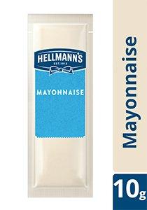 Hellmann's Mayonnaise Sachet (1000x10g)