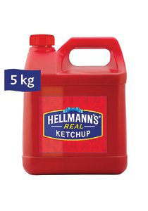 Hellmann's Real Ketchup [Maldives Only] (4x5KG)