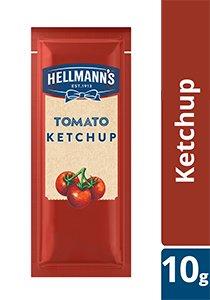 Hellmann's Real Ketchup Sachet (1000x10g)