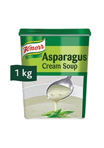 Knorr Cream of Asparagus Soup (6x1KG) -