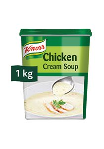 Knorr Cream of Chicken Soup [Maldives Only] (6x1KG)