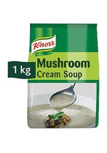 Knorr Cream of Mushroom Soup (6x1KG) -