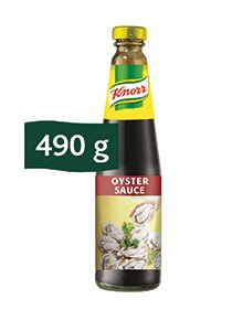 Knorr Oyster Flavoured Sauce [Maldives Only] (12x490G)