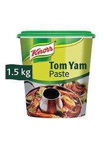 Knorr Tom Yam Paste (6x1.5KG)