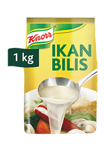 Knorr Ikan Bilis Seasoning Powder [Sri Lanka Only] (6x1KG) - Knorr Ikan Bilis Seasoning Powder made with real fish that enhances the fish taste every time