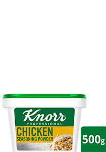 Knorr Professional Chicken Seasoning Powder [Sri Lanka Only] (24x500G)