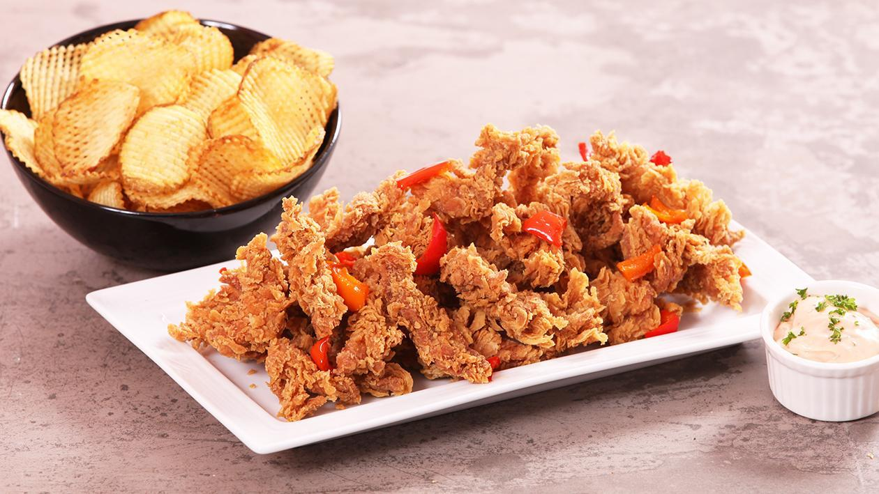 Cajun Chicken Strips