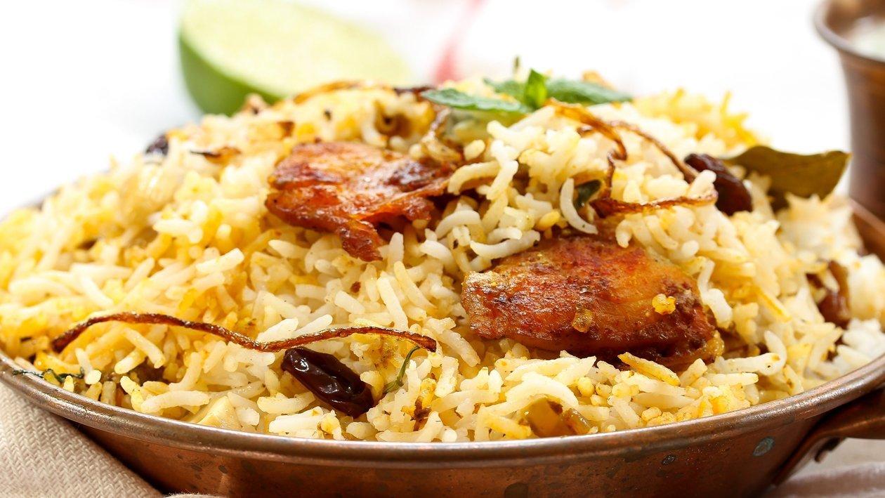 Chicken Biryani - Beruwala Style