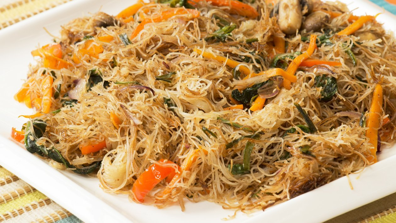 Chicken Biryani Noodles