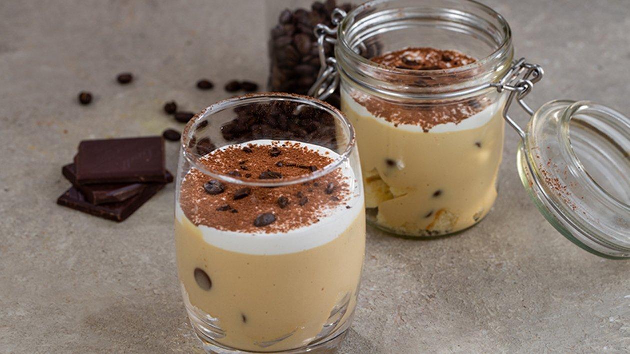 Mocha Java Custard