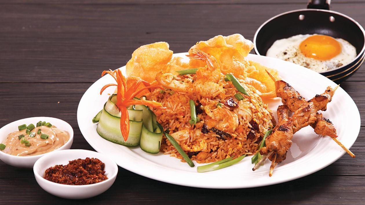 resepi nasi ayam hainan sambal hijau rungon Resepi Nasi Kandar Kuning Enak dan Mudah